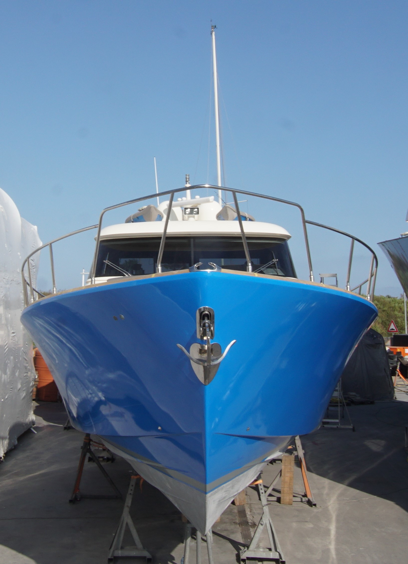 Imperia: Yacht Mochi Craft Dholphi 51